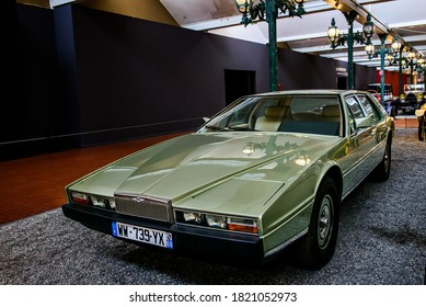 Aston Martin Lagonda High Res Stock Images Shutterstock