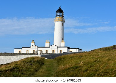 Mull of Galloway lighthouse, South West Scotland. Scotlands most Southerly point. It is also an RSPB nature reserve.