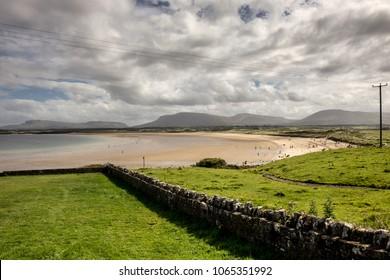 Mullaghmore Bay in Sligo, Ireland