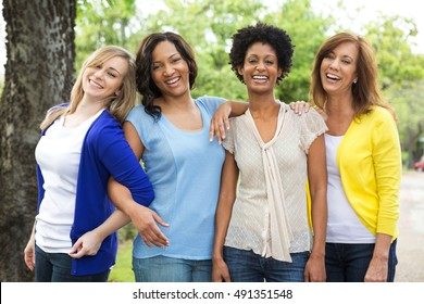 Multi Ethnic Group of Women