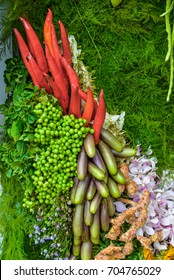Multi Flowers and Vegetables