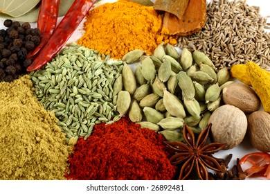 multi spicy and flavoring food ingredient