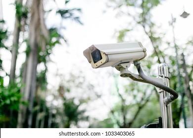 Multi-angle CCTV system background blast background