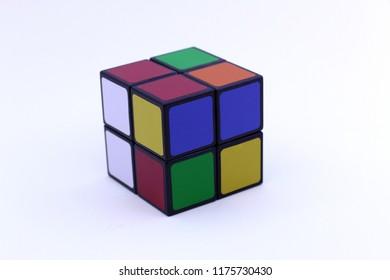Multicolor Rubic cube