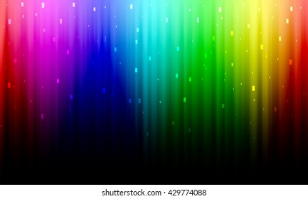multicolored shiny and backdrop background