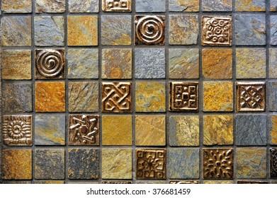 multicolored tiles - Multi Colored Tile Floor