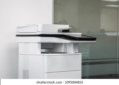 multifunctional office printer ready to use
