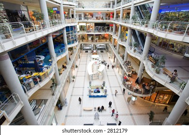 multilevel shopping mall_5