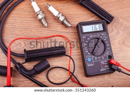 Check Spark Plug Wires Ohm Meter - DATA WIRING • on oscilloscope spark plugs, fouled spark plugs, diagnostic spark plugs, honda spark plugs, good spark plugs, reading spark plugs, general motors spark plugs, testing spark plugs,