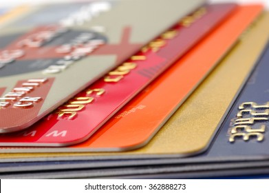 Multiple credit cards. Financial  background