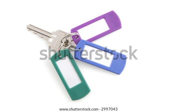 multiple key tags