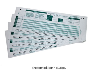 multiple scantrons