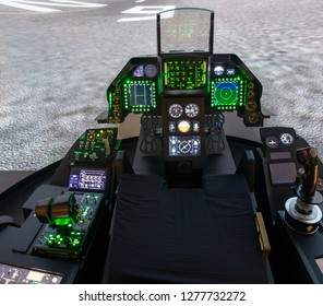 The multirole fighter aircraft  simulator