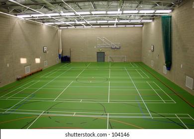 Multi-sports Hall