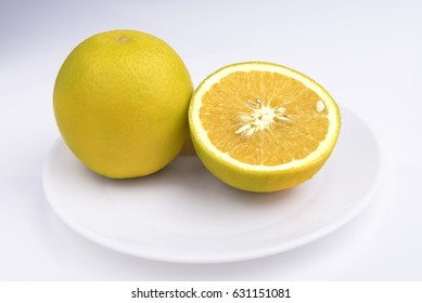 Mumbai / India  13 April 2017 Sweet lemon  is the most common available citrus juice in India, mumbai   india