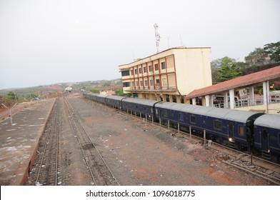 Indian Railway Station Images, Stock Photos & Vectors | Shutterstock