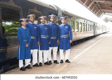 Indian Train Station Images, Stock Photos & Vectors | Shutterstock