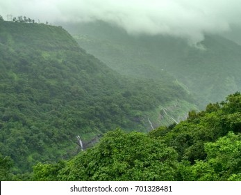Mumbai Pune Highway scenic view near Khandala