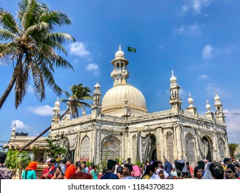 Mumbai: September 2018: Haji Ali Dargah is one of the most recognisable landmarks of Mumbai.