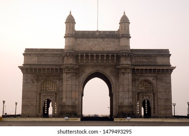 Mumbai  - September 26, 2010: Gateway Of India Mumbai, Apollo Bandar, Colaba, Mumbai, Maharashtra 400001, INDIA, Southeast Asia.