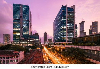 Mumbai skyline- Lower Parel