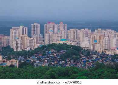 Mumbai thane city