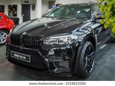 Munchen Germany February 06 2018 Car Stock Photo Edit Now
