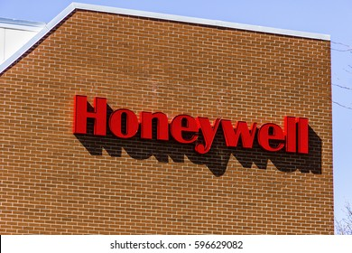Muncie - Circa March 2017: Honeywell International Maxon Factory. Maxon makes Industrial Burners and Combustion Equipment I