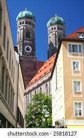 Munich Frauenkirche church