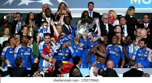 Munich, GERMANY - May 19, 2012: 