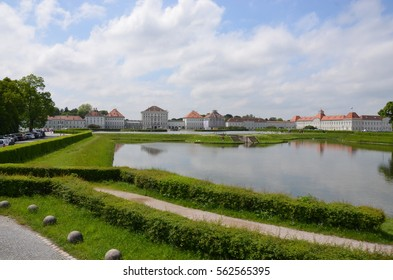 MUNICH, GERMANY - MAY 25, 2016: View of the city on May 25, 2016.