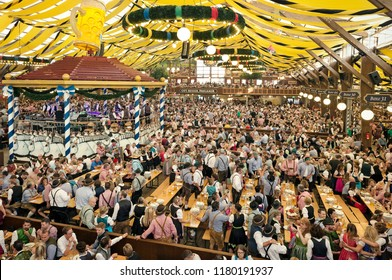 Munich, Germany - September 27, 2017
