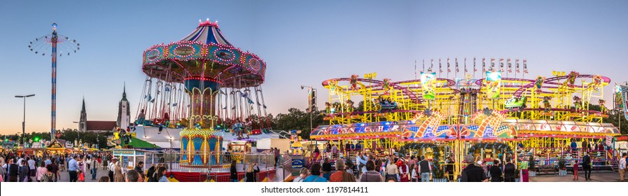Fairground Images, Stock Photos & Vectors | Shutterstock