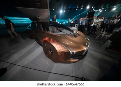 Bmw I Vision Images Stock Photos Vectors Shutterstock