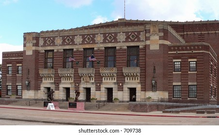 Municipal Auditorium, Shreveport Louisiana (Louisiana Hayride Radio Show was Broadcast From Here)
