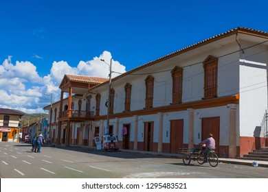 Municipality of Jauja, April 2014 Junin, Peru.