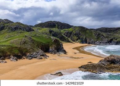 Murder Bay Beach, County Donegal, Ireland