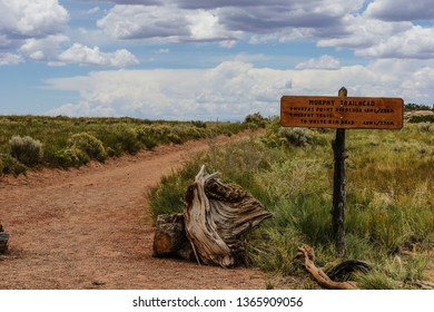 Murphy Trailhead in Canyonlands National Park in Utah, United States
