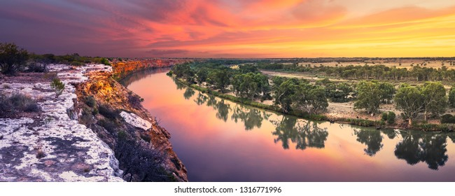 Murray River in South Australia