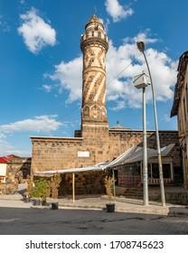 Mus / Turkey. Mus City Alaaddin Bey ( Pasa ) Mosque.