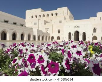 Muscat opera house