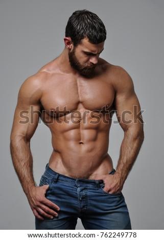 Muscled men iphone photos 37
