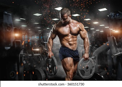 Bodybuilding images stock photos & vectors shutterstock
