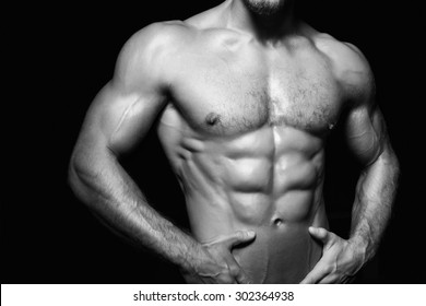 500 Six Pack Abs Pictures Royalty Free Images Stock Photos And