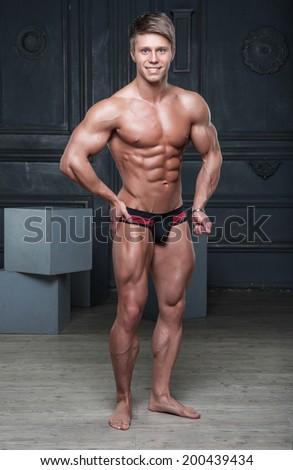 Nude sportsmen aesthetic pics