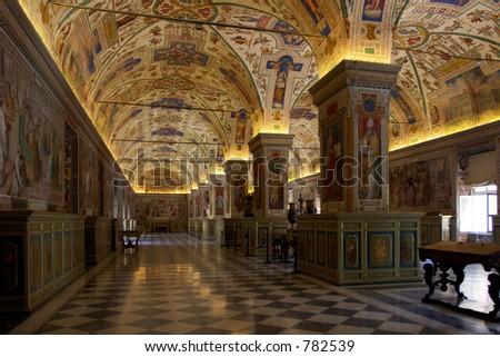 Museo Del Vaticano.Musei Del Vaticano Stock Photo Edit Now 782539 Shutterstock