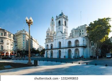 Museo Histórico Nacional del Cabildo y la Revolución de Mayo Buenos Aires