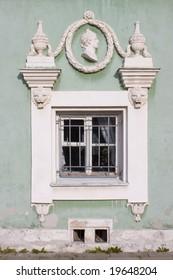 Museum farmstead Kuskovo. Italian cottage