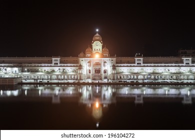Museum at the Golden Temple, Amritsar