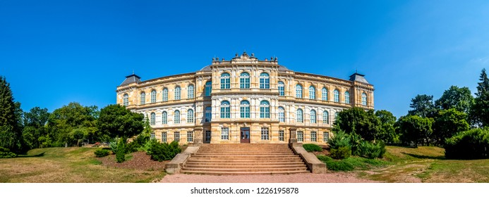 Museum in Gotha, Thüringen, Germany